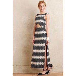 Mara Hoffman size 0 Moriko Midi Dress ethnic weave